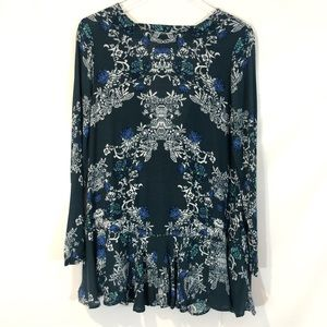 Free People Smooth Talker Tunic/Dress Size Small